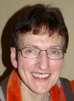 AsF-Vorsitzende Hildegard Klaussner